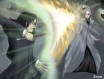 Minerva against Severus