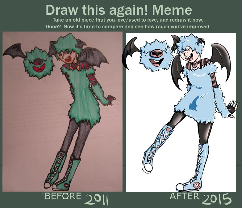 Draw this Again! by Orangelargh