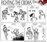 DAO: Fighting the Crows
