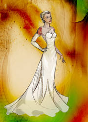 ME: Wedding Jane Shepard by SoniaCarreras
