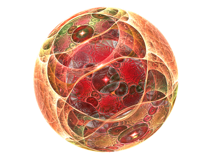 Fractal Clew by Araen