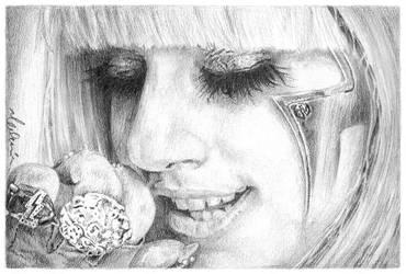 Lady Gaga for Samantha by Araen