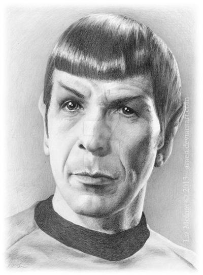 Spock - Fascinating by Araen
