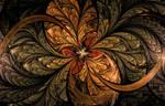 Shining Leaves by Araen