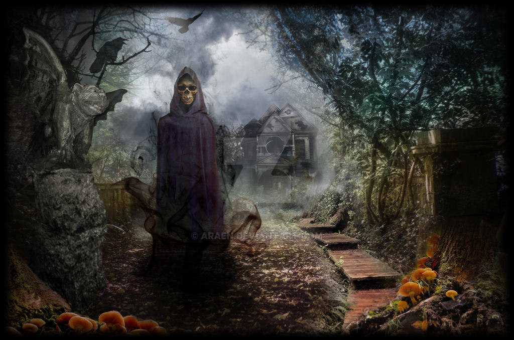 Halloween Haunted House Room Ideas