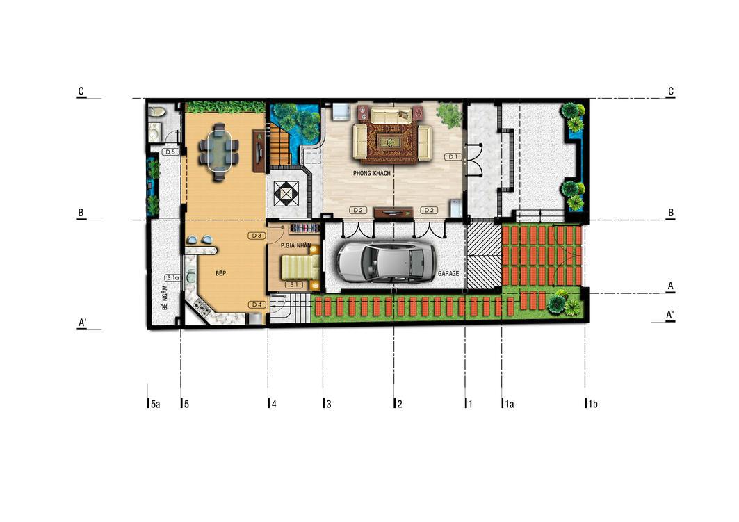 2d Floor Plan By Hphucnguyen On Deviantart