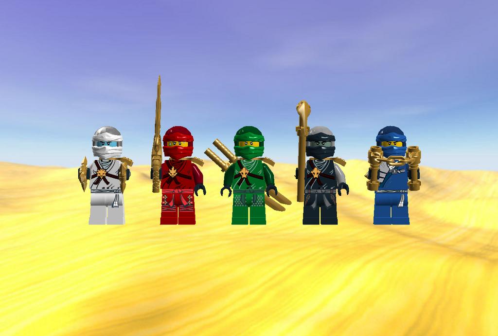 LEGO Ninjago Season 7: WU-CRU by NinjagoTtgFanMC95 on DeviantArt