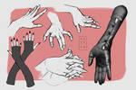 Anatomy Studies: Hands!