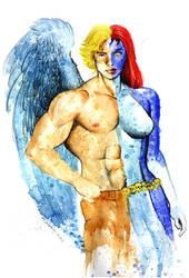 Mystique - Angel