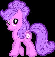 Fairy Dreams- V.Earth Pony by purplefairy456