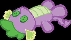 Spike Plushie