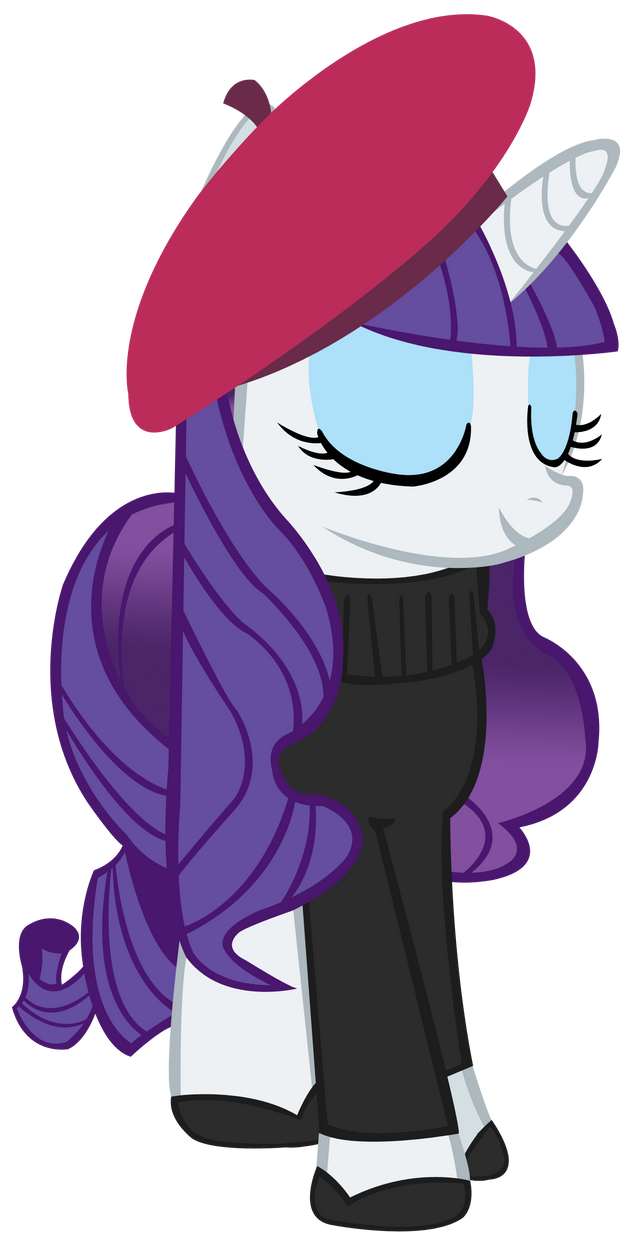 Artsy Rarity by purplefairy456