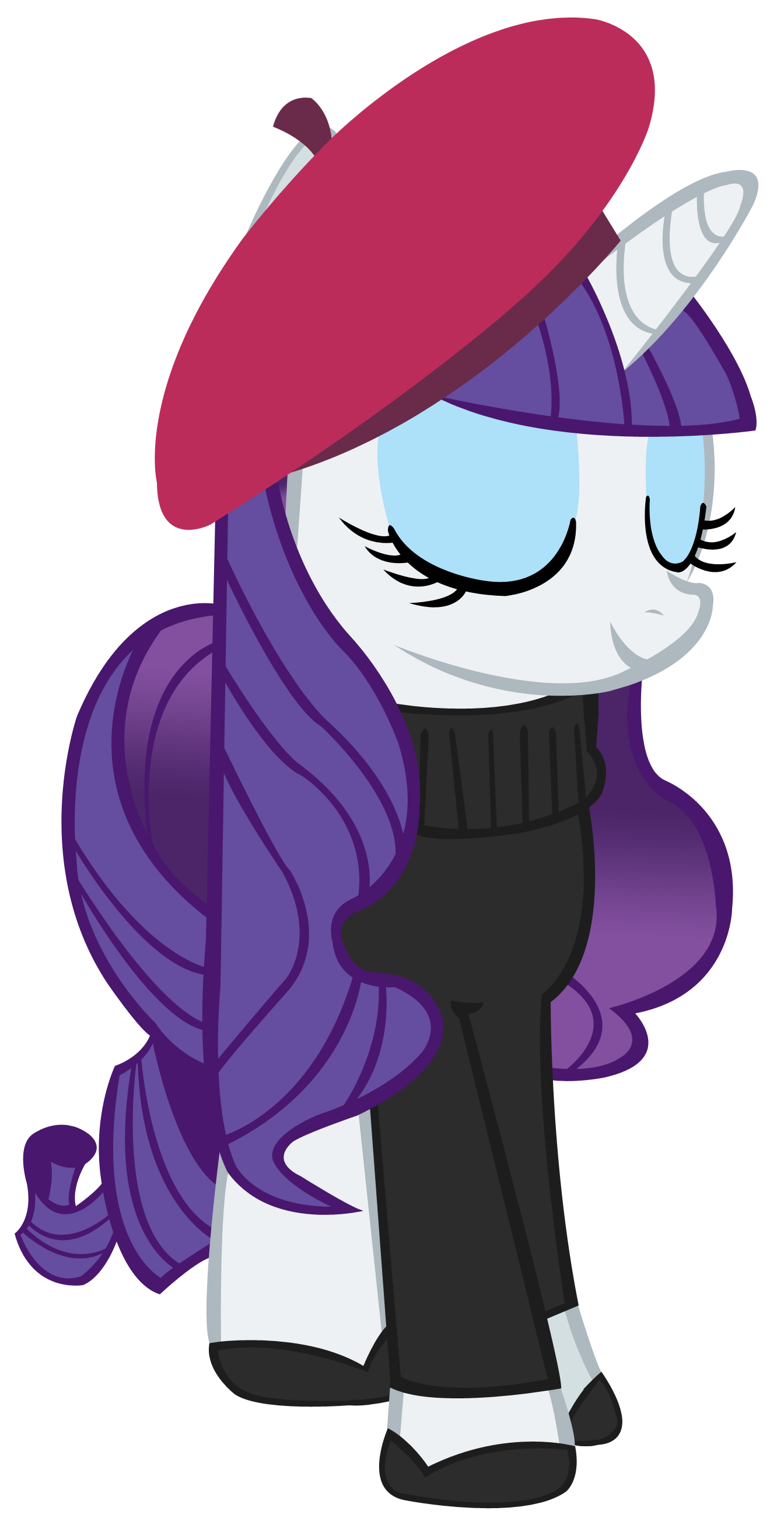 Artsy Rarity by purplefairy456