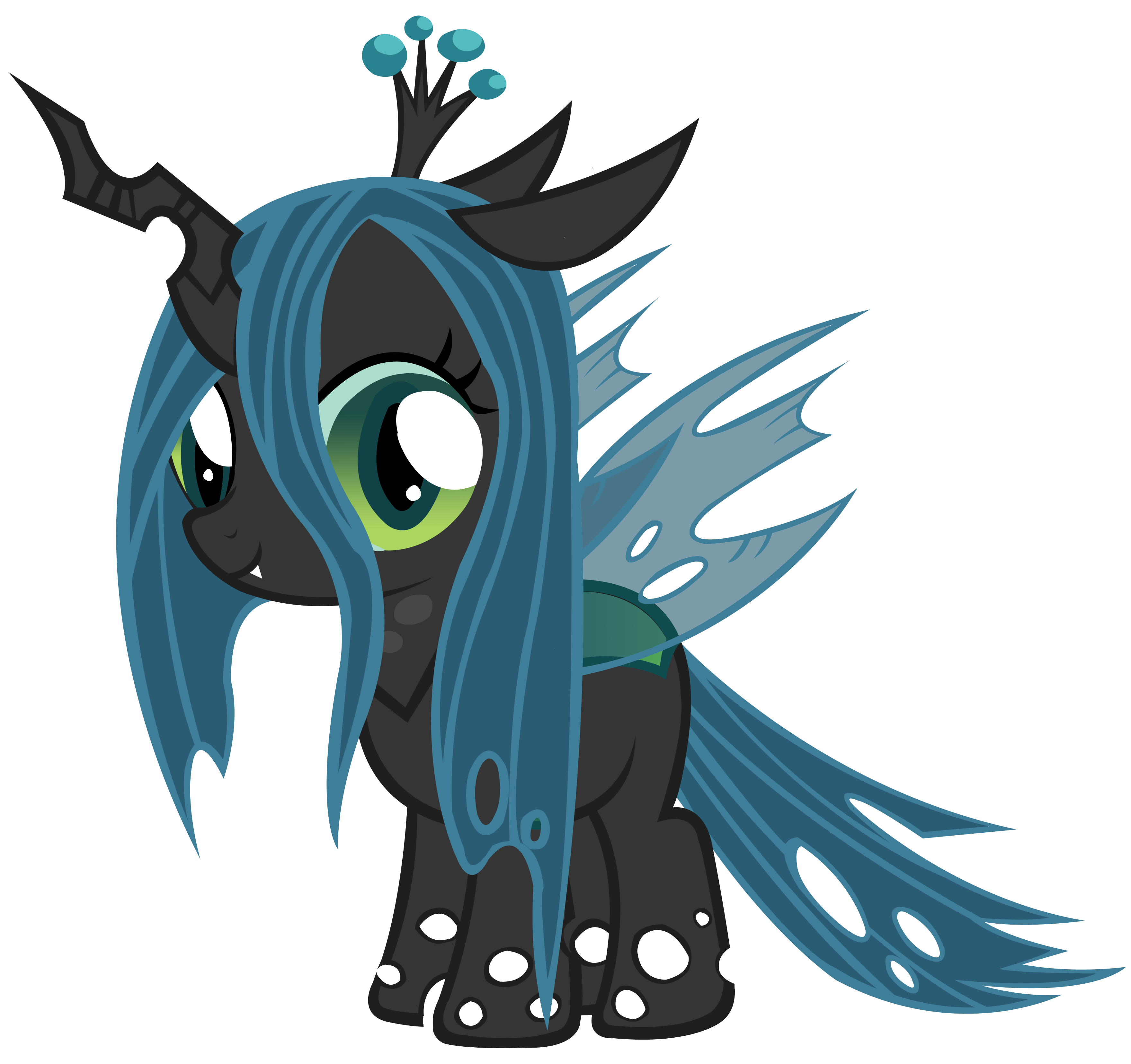 Young Chrysalis