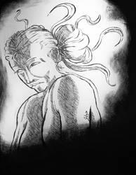 Brunhilda portrait 4