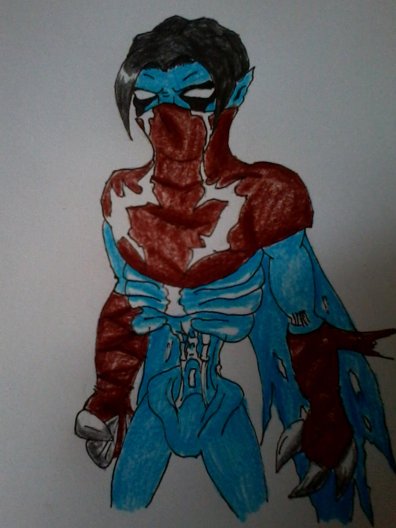 Legacy of Kain: Raziel by udiszabi