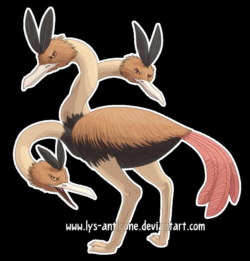 Dodrio Pokemon