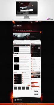Upcoming Template 4 Gamer-Designs.de