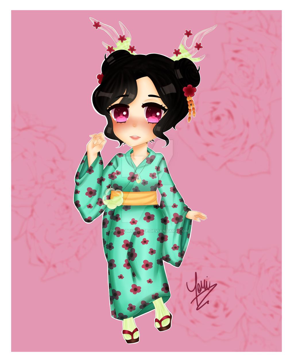 (OC Art) Arina~ by PetiteBrunette