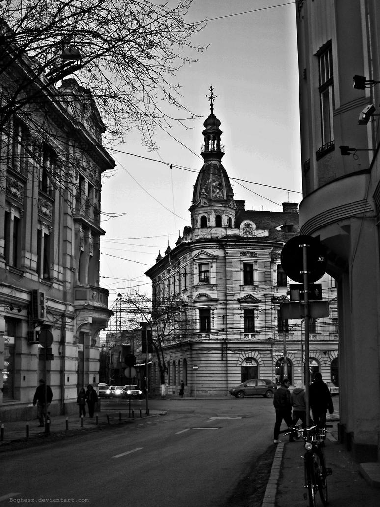 sweet city jesus by Boghesz