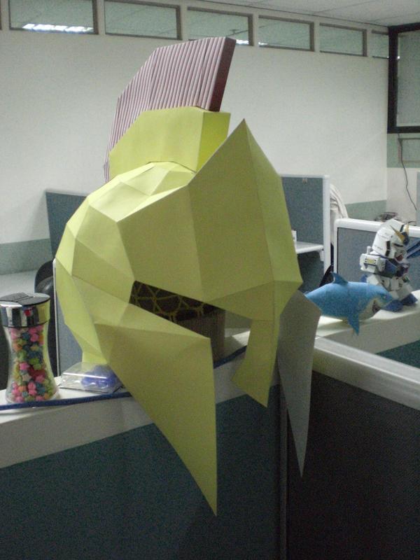 Spartan Helmet by silencer017
