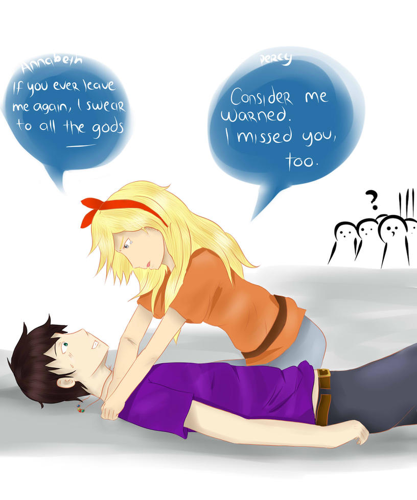 Percy and annabeth sex fanfiction