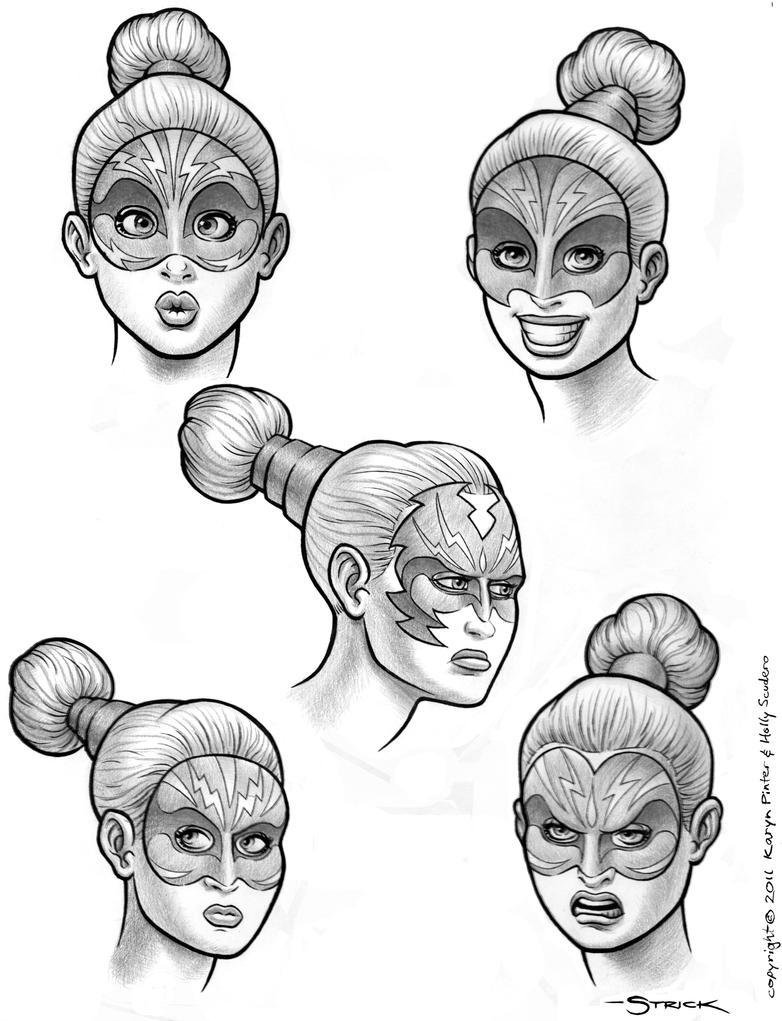 CHARGE Headshots shade by strickart