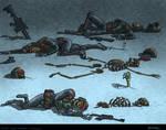 Dead Soldier Detritus