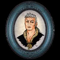 King Cobalt by strickart