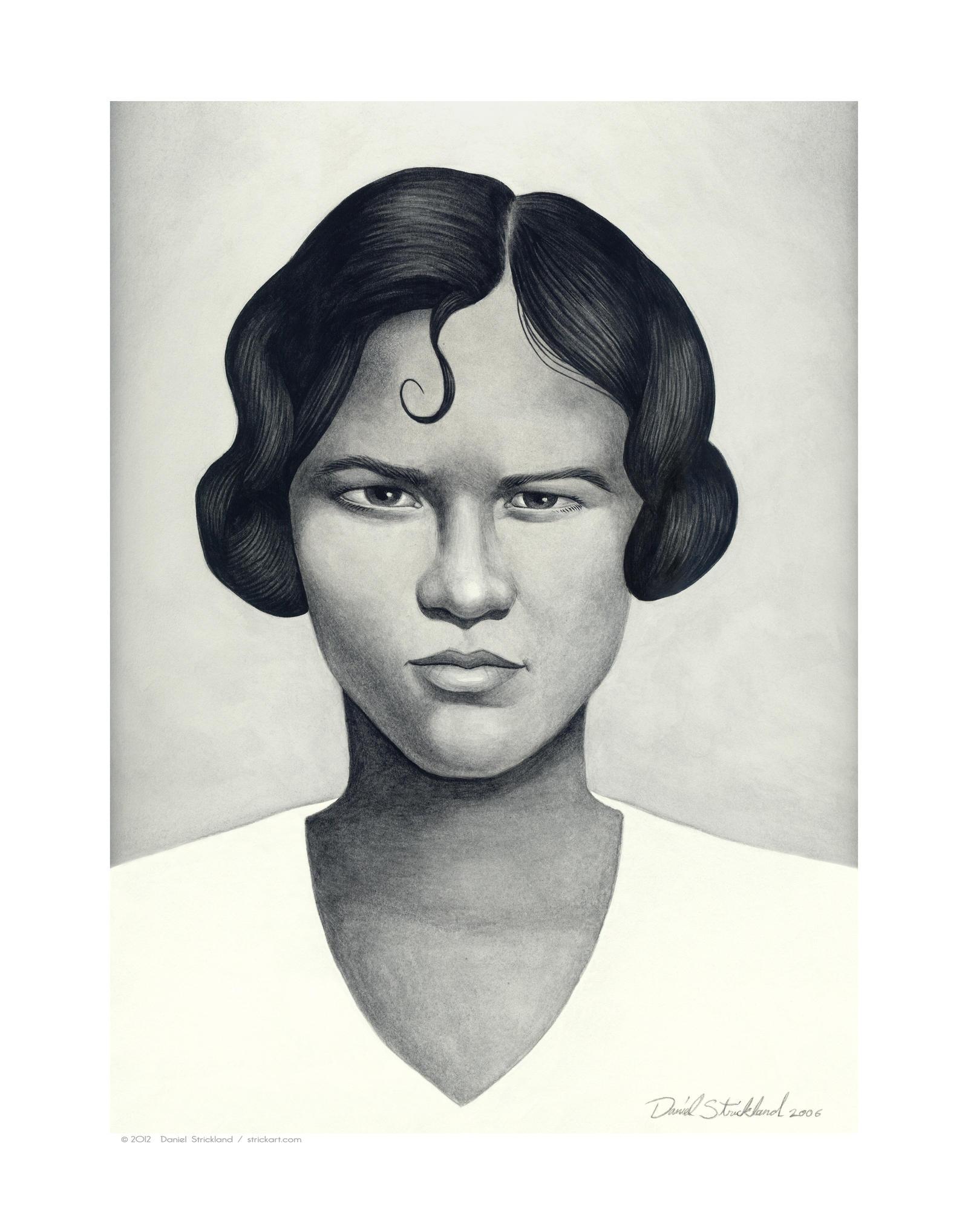 Viola by strickart