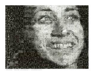 Fiona Apple by strickart