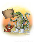 Cajun Clean Gator 1