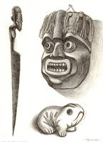 Relics sketch by strickart