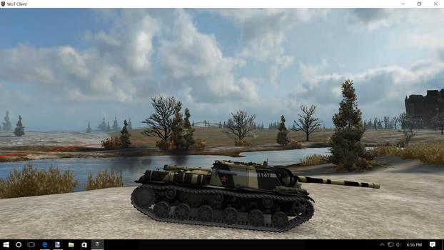 SU -152, World of Tanks