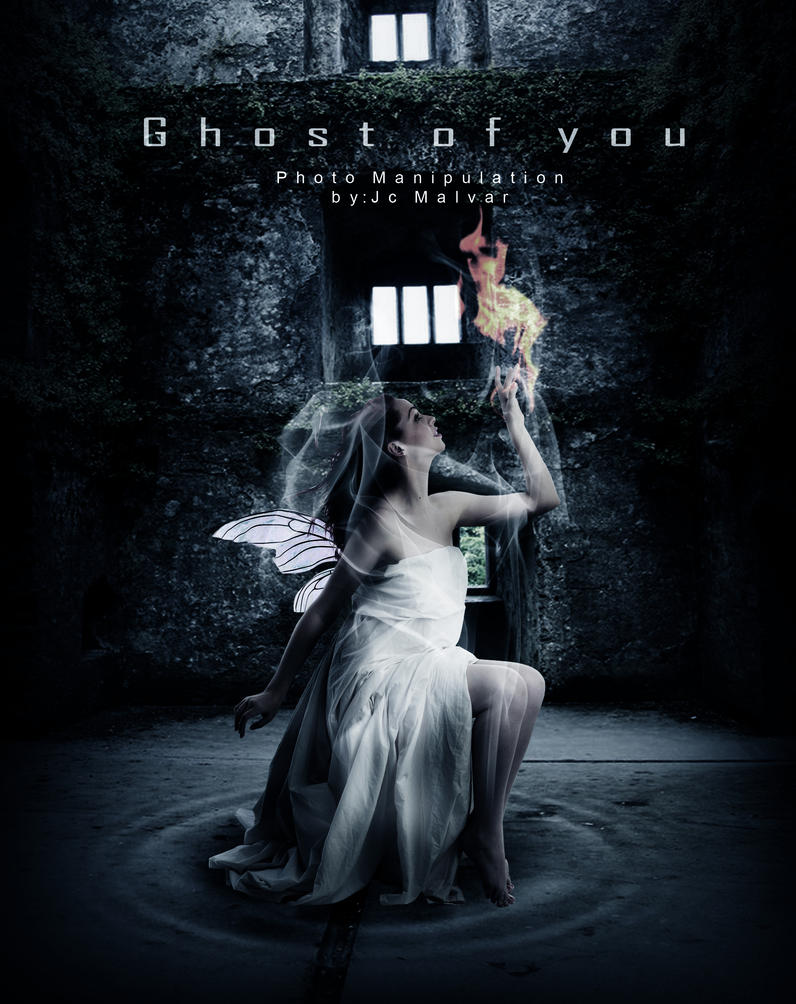 Ghost of you by shadowknight213