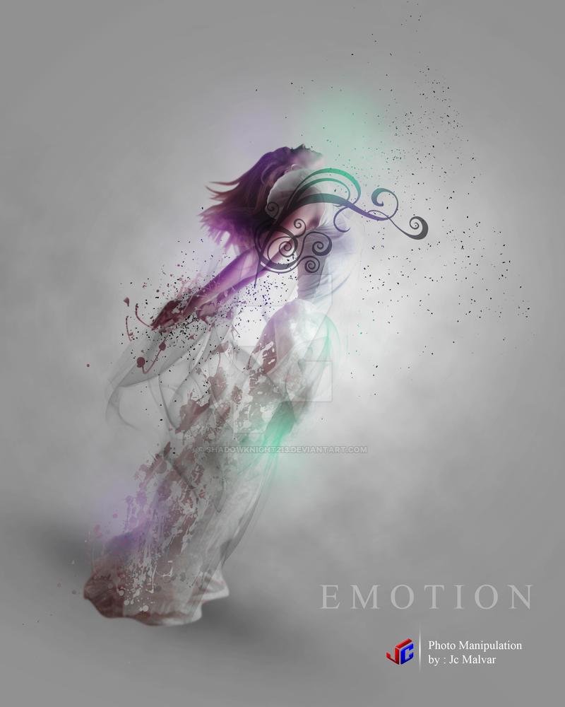 Emotion by shadowknight213