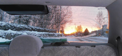 December behind by Zabbe1