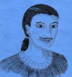 Potrait of Vol-Drem by Zabbe1
