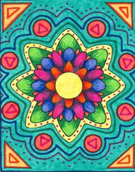 Yet Another Mandala