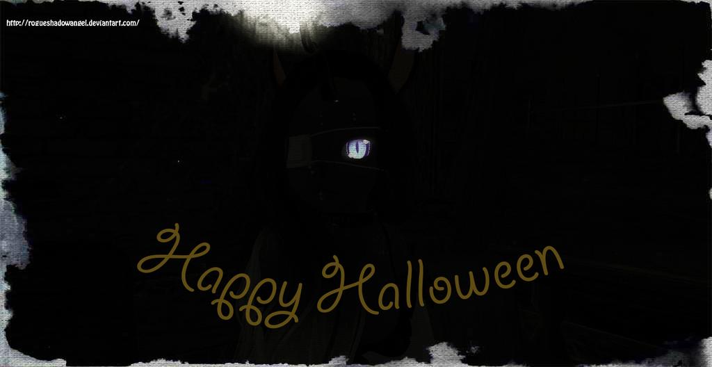 Happy Halloween by RogueShadowAngel