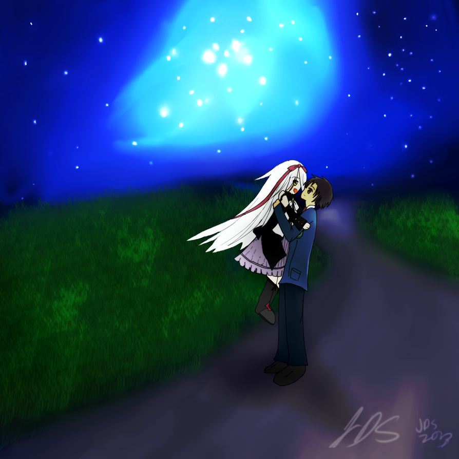 warmth_under_the_starry_sky_by_babukusjd