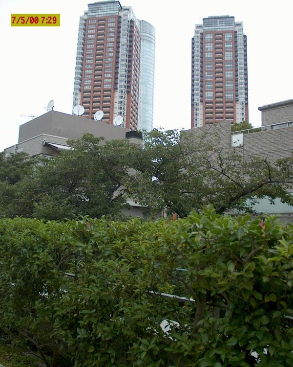 Photos de chez moi : quartier Roppongi. My_view_by_Emrod