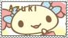 (READ DESCRIPTION) Sanrio/Cinnamoroll Azuki stamp by Bubble-Bash