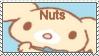 (READ DESCRIPTION) Sanrio/Cinnamoroll Nuts stamp by Bubble-Bash