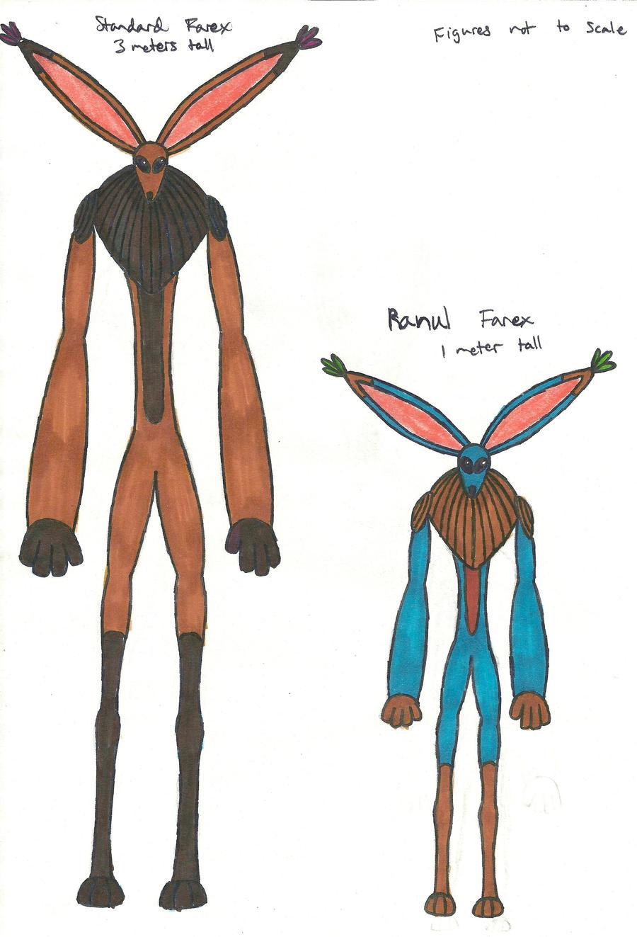 Farex by NinjaWereWulf