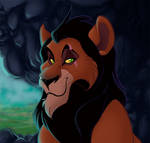 Uncle Scar by Bumme4
