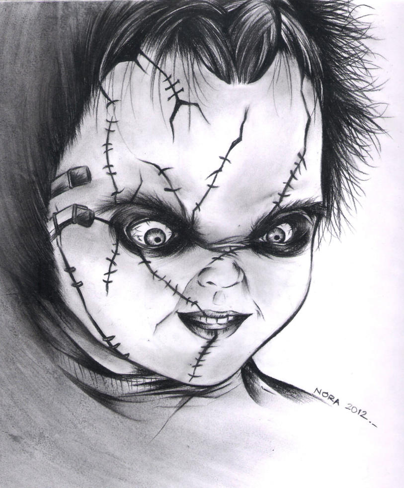 Chucky Wallpapers: Chucky By Noranaru On DeviantArt