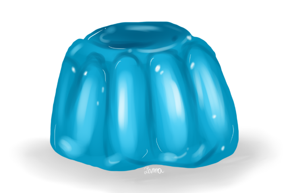 Cartoon Jelly Cake Recipe: Jelly Cake By Mojmojsanna On DeviantArt