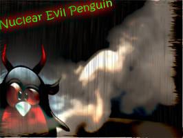 Nuclear Evil Penguin