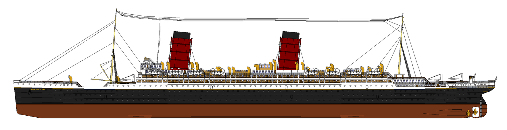 Rms Mykol Sovereign By Rindfan On Deviantart